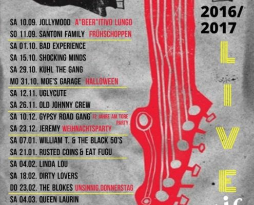 Live Music 2016-2017