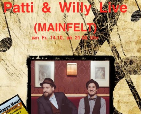Patti & Willy (Mainfelt) Live