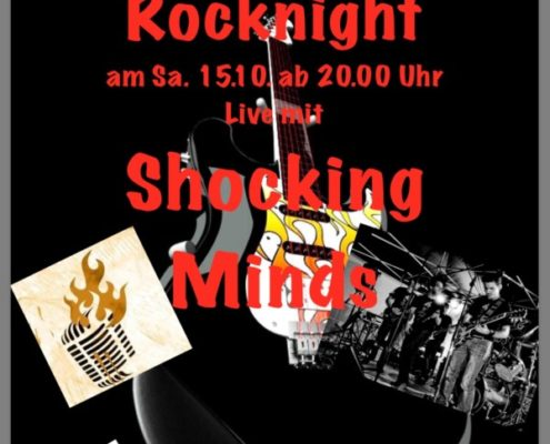 Rocknight Live with Shocking Minds