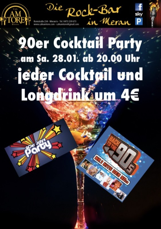 Am Tore Cocktail Party