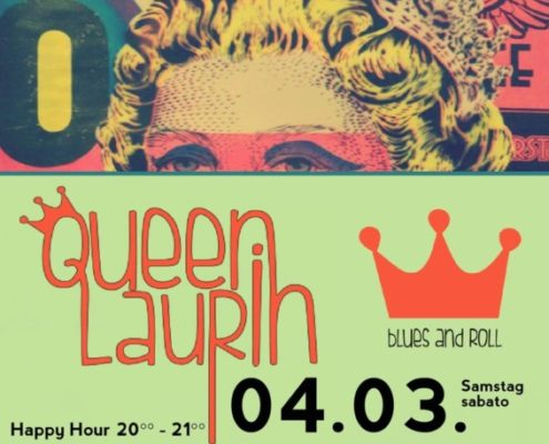 Rocknight with Queen Laurin Live