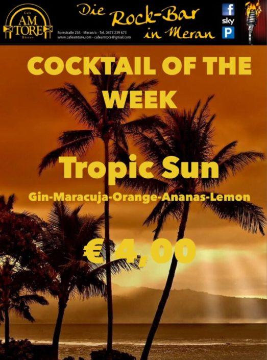 Cocktail Nr.3 Mai Tropical Sun