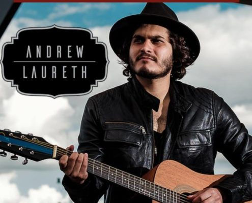 Andrew Laureth Live im Cafe Am Tore