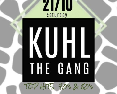 Kuhl The Gang Live im Cafe Am Tore