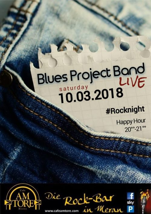 The Blues Project Live!
