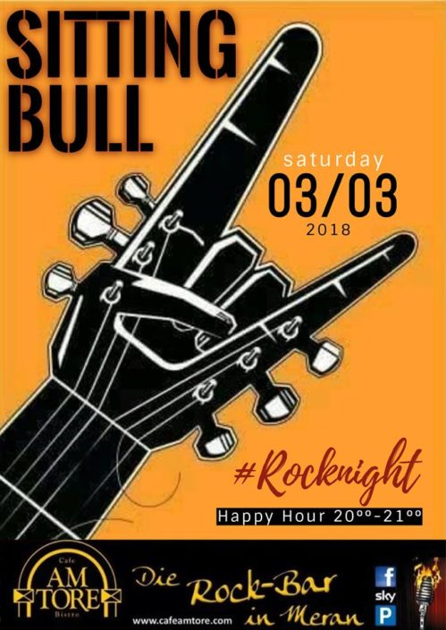 Rocknight Live with Sitting Bull!