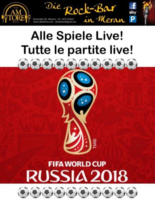 WM - Mondiali 2018