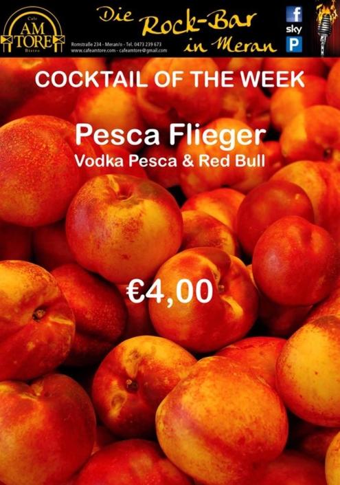 Cocktail Nr.1 Juli Pesca Flieger