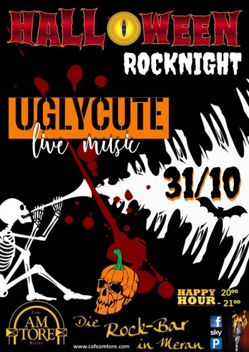 Halloween Live with Uglycute