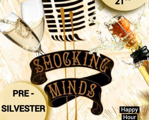 Pre Silvester Party Live with Shocking Minds