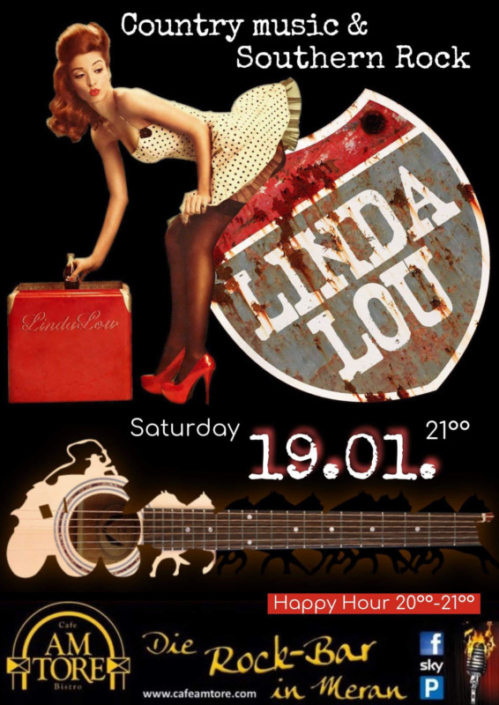 Rocknight Live with Linda Lou!!!