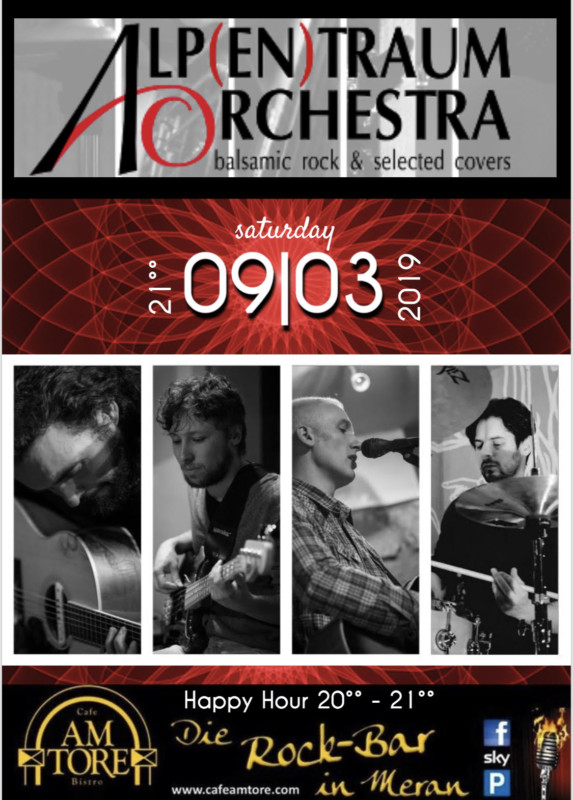 Rocknight with Alpentraum Orchestra Live!!!