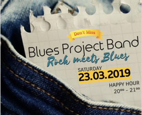 The Blues Project Band Live!!!
