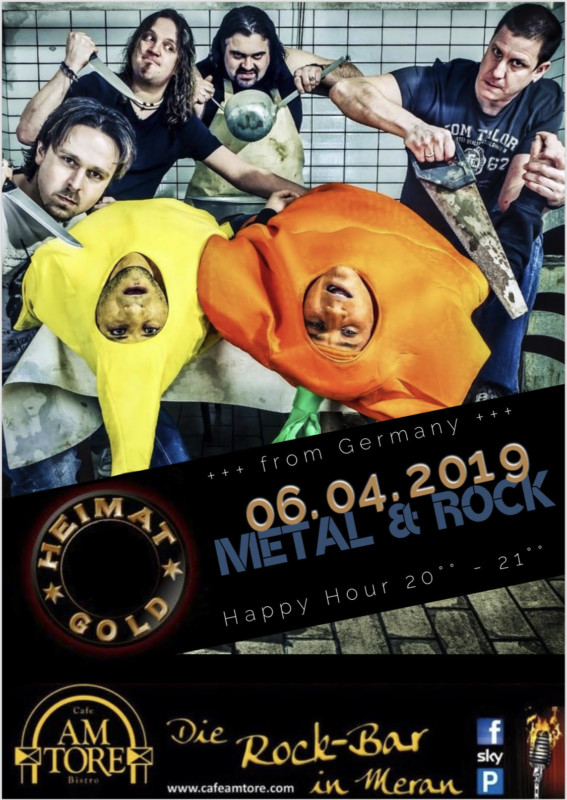 Heimatgold from Germany Live!!!
