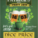 St. Patrick´s Day Live with Nice Price