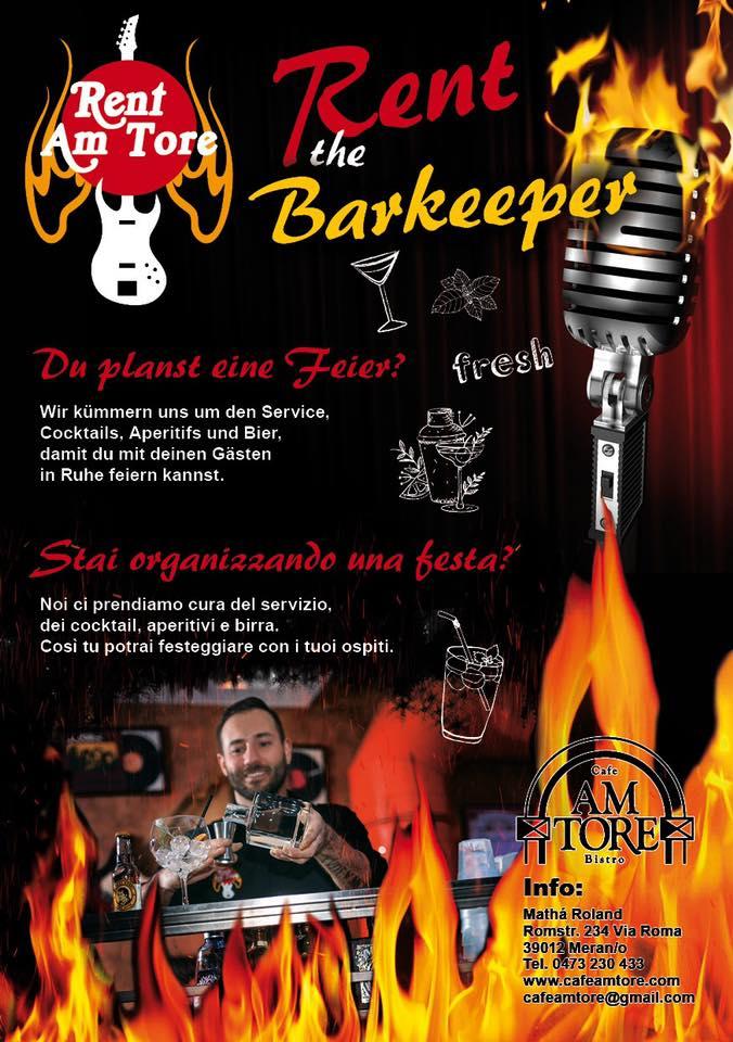Rent a Barkeeper