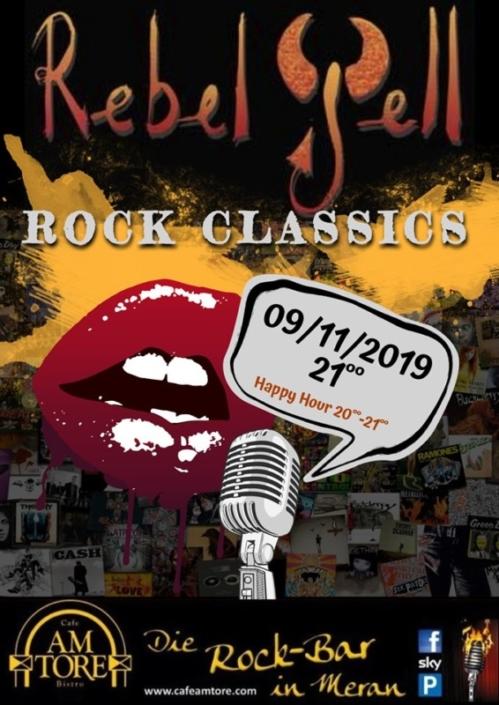 Rebel Yell Rocknight