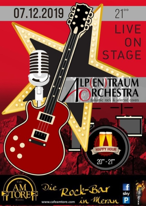 Alpentraum Orchestra Live