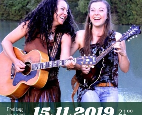 Marketa & Caro Live im Cafe Am Tore