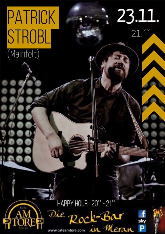 Patrick Strobl (Mainfelt) Live