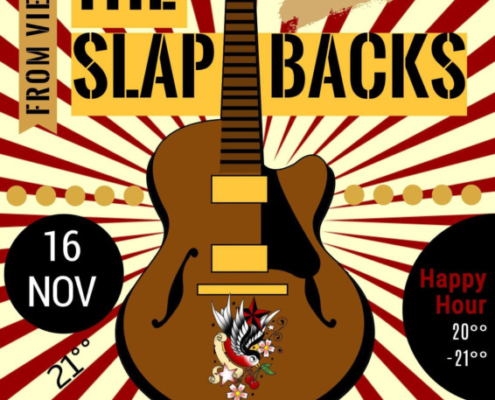 Rockabilly Night with The Slapbacks