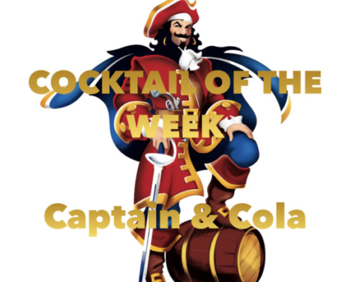 Cocktail Nr. 4 Januar Captain Cola