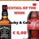 Cocktail Nr.1 Januar Jacky Cola