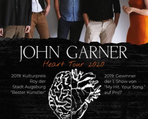 John Garner Live im Cafe Am Tore