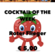 Cocktail Nr.2 Februar Roter Flieger