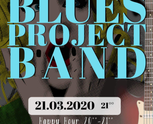Blues Project Band Live im Cafe Am Tore