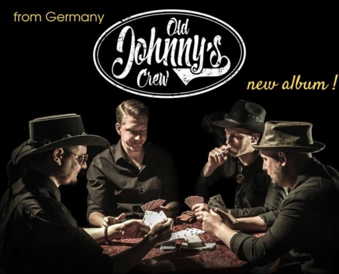 Old Johnny Crew Live im Cafe Am Tore
