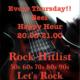 Happy Hour & Rock!