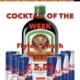 Cocktail of the Week Nr. 2 Juni Flying Hirsch
