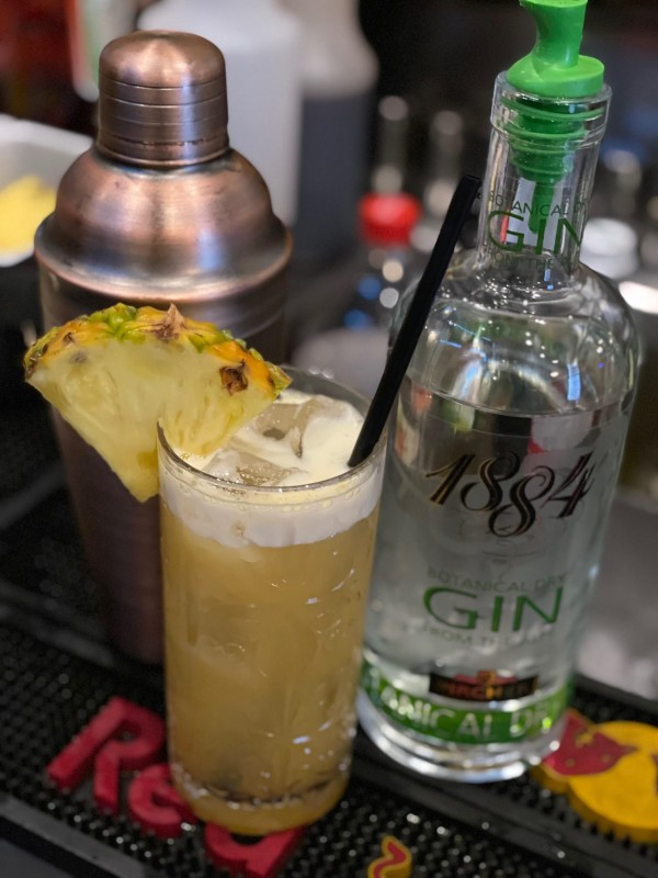 Cocktail of the Week Nr.2 September Tropic Sun